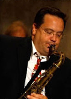 Craig Christman With Stardust Memories Big Band